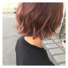 Pin on short hair Sporty Hairstyles, Cool Hairstyles, Hair Arrange, Back To School Hairstyles, Hair Color And Cut, Bob Styles, Hair Pins, Your Hair, Hair Makeup