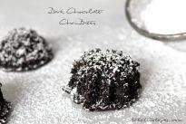 Dark Chocolate Chai Bites | take two tapas