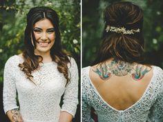 Tattoo Cover Up Ideas For Wedding Makeup & Dress Wedding Show, Wedding Pics, On Your Wedding Day, Wedding Trends, Wedding Bells, Wedding Styles, Dream Wedding, Wedding Dresses, Lace Wedding