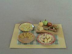una riquisima tarta de manzana de Almudena GONZALEZ