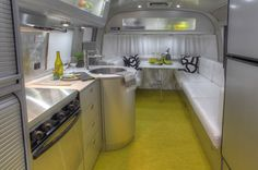 Striking Silver: 'Airstream Sterling' Revisits Classic Trailer