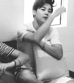 BTS | JIMIN ...this may be one of my favorite gifs of him because reasons