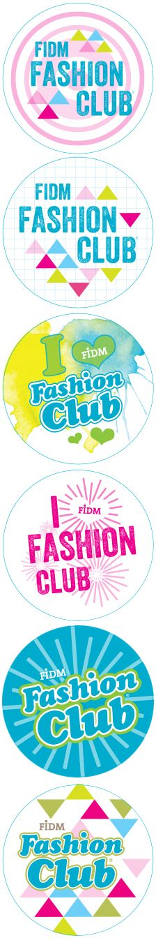 df87ff6eca48e Some new sticker designs from our Fashion Club Starter Kit. Check out the