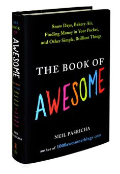 you reed book: The Book of Awesome
