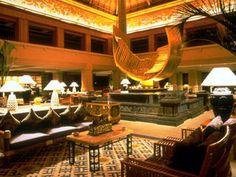 Bali Intercontinental - The Lobby
