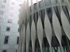 Fibreglass  Ten trinity Square London, UK