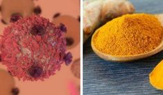 The Most Incredible Drink For Cancer! All You Need Is Turmeric, Olive Oil And Black Pepper! What Is Health, Neck And Back Pain, Love Your Skin, Pharmacology, Cancer Treatment, Turmeric, Ayurveda, Spices, Health Fitness