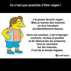 #vegan #simpsons