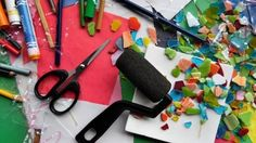 Art Supplies – Thursday's Creative Daily Jigsaw Puzzle