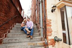 A Downtown Annapolis Engagement ~ Kaley & Ryan – Dunks Photo
