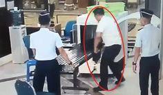 Inilah Video Pilot Citilink Mabuk di Bandara Yang Jadi Viral di Medsos
