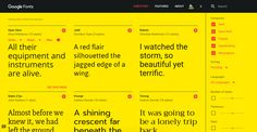 We reveal 20 font pairings that are made for each other – some may just surprise…
