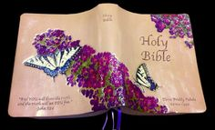 This is a beautiful Bible cover ~Jehovah's Witness Reference Bible