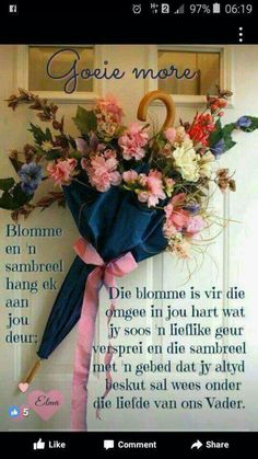 Discover recipes, home ideas, style inspiration and other ideas to try. Good Morning Good Night, Good Morning Wishes, Good Morning Quotes, Afrikaanse Quotes, Goeie Nag, Goeie More, Rascal Flatts, Morning Greetings Quotes, Prayer Quotes