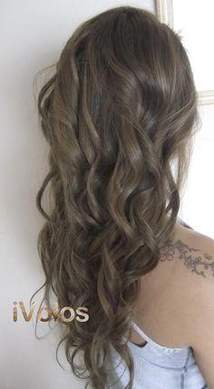 Пепельно-русые волосы - 85 фото светлого и темного цвета волос