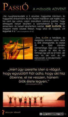 12. A második advent