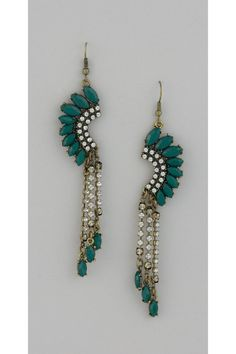 Mohican Earrings  $12