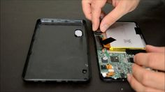 Desarmar tablet G53 modelo TG702F