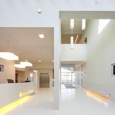 City Hall Harelbeke by Dehullu & Partners