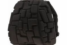 Madpax black blok half pack bags 7501217060 Dont like to blend in with the crowd? Then you need to check out the MadPax Blok Half Pack backpack. The black man-made style arrives with a raised block front for a slick 3D effect. Padded adjustable http://www.comparestoreprices.co.uk/handbags/madpax-black-blok-half-pack-bags-7501217060.asp