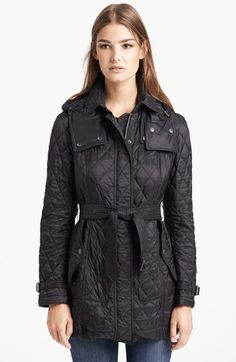 Burberry Brit Kencott Quilted Jacket   Products i Love   Pinterest ... : burberry brit kencott quilted jacket - Adamdwight.com