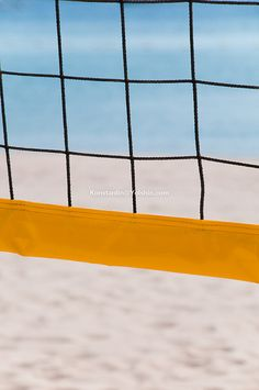 volleyball net on the beach | Flickr - Photo Sharing!