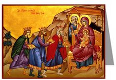 When Is Greek Orthodox Christmas.17 Best Greek Orthodox Christmas Cards Images Greek