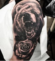 dope ink work bro by superb_tattoos Wolf Tattoos, Feather Tattoos, Animal Tattoos, Leg Tattoos, Body Art Tattoos, Girl Tattoos, Tattoos For Guys, Incredible Tattoos, Beautiful Tattoos