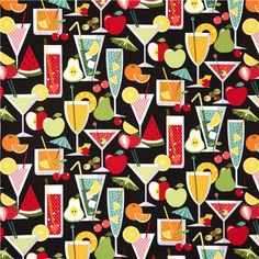 black-cocktail--fruit-fabric-by-Timeless-Treasures-USA-169419-2.jpg 500×500 pixels