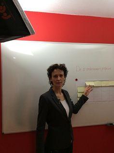 Filmpje opnemen over de 12 ondernemersprofielen. #marketing
