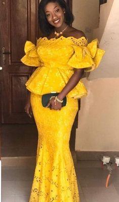 African Dresses For Kids, African Wear Dresses, Latest African Fashion Dresses, African Print Fashion, African Attire, Image Foto, African Fashion Traditional, Traditional Dresses, African Print Dress Designs