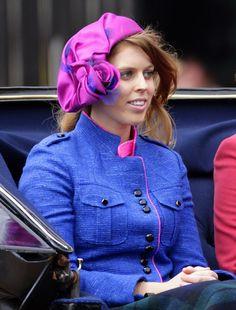 PHOTOS: Beatrice Princess Beatrice, Princess Eugenie, Princess Diana, Windsor, English Hats, Beatrice Eugenie, Eugenie Of York, Stephen Jones, Sarah Ferguson