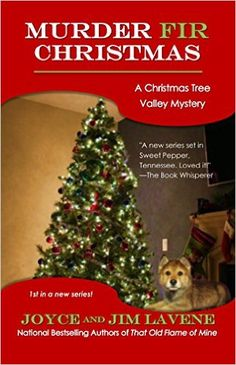 View from the Birdhouse: Book Review and Giveaway - Murder fir Christmas by Joyce and Jim Lavene. Amazon gift card giveaway ends 12/16/15.