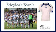 Uniforme da Seleção do Grupo F - Copa 2014...Brasil ...@olho_moda