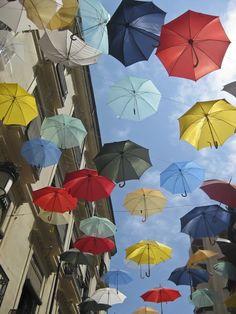 Umbrellas, San Francisco. by Inquire Magazine  on 500px
