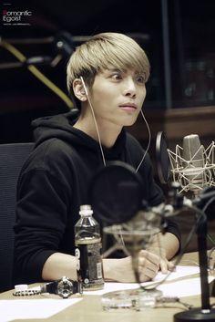 #shinee #jonghyun #bluenightradio 111215