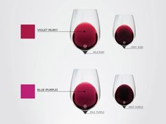 There are some fascinating insights you can gain just by looking at the color, hue, and intensity of red wine - it's time to take tasting to the next level!