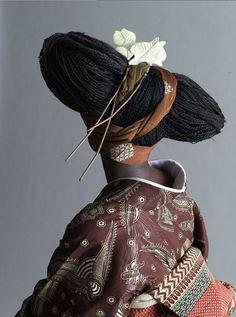 Serge Mouangue, designer d'origine camerounaise installé à Tokyo.