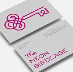 The Neon Birdcage