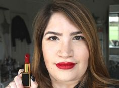Tom Ford Crimson Noir Lipstick