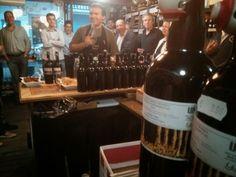 CERVEZA YAÑEZ imaginada al alimón con ORDIO MINERO.Espíritus afines creando nueva original cerveza: Lo acontecido en la Cata de Cervezas de ayer!
