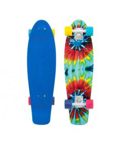 Penny Skateboards USA PENNY NICKEL COMPLETE TIE DYE - TIE DYE - SHOP ONLINE  Original Skateboards 9214d39f1d6