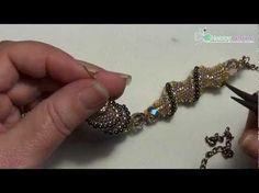 ▶ Spirale Cellini   Tutorial - HobbyPerline.com - YouTube
