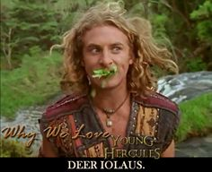 Oh Iolaus
