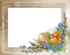 photoshop frame png | frames+png+pascoa+%281%29.png