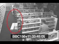 5 Very Chilling Videos Of Ghosts Caught On CCTV Cameras - YouTube
