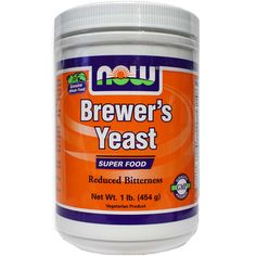 Buy NOW Brand Brewer's Yeast Debittered - 1 lb. at up to 50 percent off retail today. We carry one of the Nation's largest selections of vitamins and supplements like Brewer's Yeast Debittered - 1 lb. at some of the web's best prices.