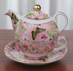 ♔ teapot