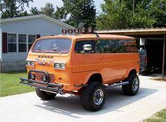 Cool Van !