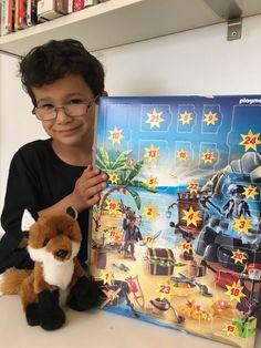 Playmobil Advent Calendar – Pirates Treasure Island